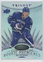 Level 1 Rookie Premieres - Bo Horvat #/499