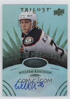 Level 2 Rookie Premieres Autographs - William Karlsson #/99