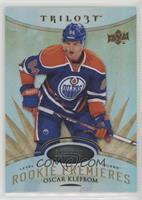 Level 1 Rookie Premieres - Oscar Klefbom #/799