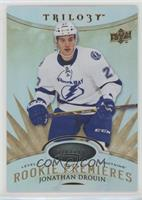 Level 1 Rookie Premieres - Jonathan Drouin #/799