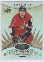 Level 1 Rookie Premieres - Curtis Lazar #/799