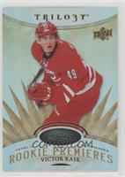 Level 1 Rookie Premieres - Victor Rask #/799