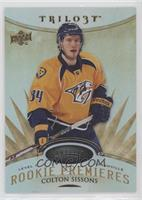 Level 1 Rookie Premieres - Colton Sissons #/799