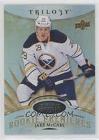 Level 1 Rookie Premieres - Jake McCabe #/799