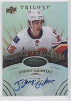 Level 2 Rookie Premieres Autographs - Johnny Gaudreau #/399