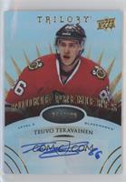Level 2 Rookie Premieres Autographs - Teuvo Teravainen [EX to NM] #/3…
