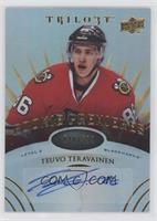 Level 2 Rookie Premieres Autographs - Teuvo Teravainen #/399