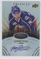Level 2 Rookie Premieres Autographs - Marko Dano [Noted] #/399