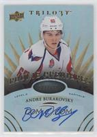 Level 2 Rookie Premieres Autographs - Andre Burakovsky #/399