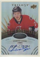 Level 2 Rookie Premieres Autographs - Curtis Lazar #/399