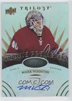 Level 2 Rookie Premieres Autographs - Mark Visentin #/399
