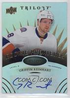 Level 2 Rookie Premieres Autographs - Griffin Reinhart #/399