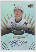 Level 2 Rookie Premieres Autographs - Chris Tierney #/399