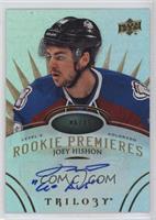 Level 3 Rookie Premieres Autograph Inscriptions - Joey Hishon /49
