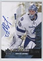 Autographed Rookies - Andrei Vasilevskiy #/299