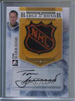 Tom Barrasso #/1