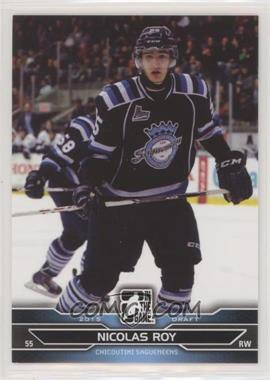 2014 In the Game Draft Prospects - [Base] #76 - Nicolas Roy