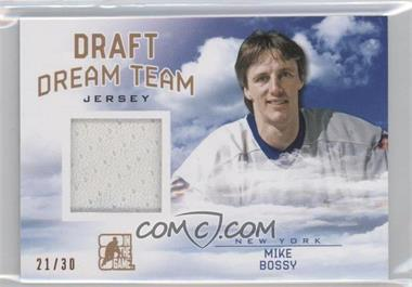 2014 In the Game Draft Prospects - Draft Dream Team - Gold #DT-15 - Mike Bossy /30