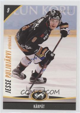 986b729f9 2015-16 Cardset Finland SM-Liiga -  Base   267 - Jesse Puljujarvi ...