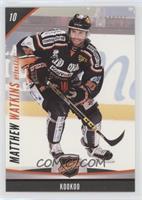 Matthew Watkins