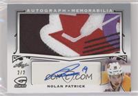 Nolan Patrick #/2