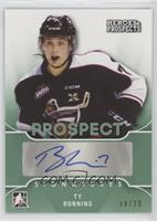 Ty Ronning #/20