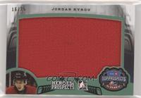 Jordan Kyrou #/25