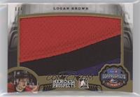 Logan Brown #/1