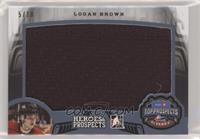 Logan Brown #/10