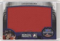 Logan Brown #/15