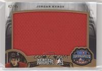 Jordan Kyrou [EX to NM] #/45