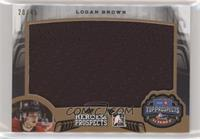 Logan Brown #/45