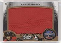 Michael McLeod #/45