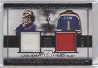 Curtis Joseph, Brian Elliott #/45