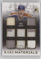 Paul Coffey #/5