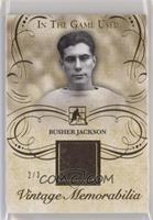 Busher Jackson #/3