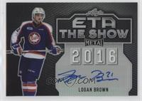 Logan Brown #/25
