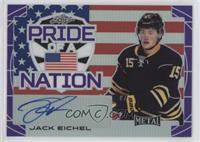 Jack Eichel #/10