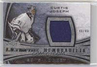 Curtis Joseph #/40