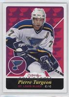Marquee Legends - Pierre Turgeon