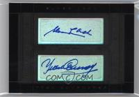 Elmer Lach, Yvan Cournoyer /73