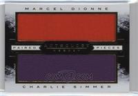 Marcel Dionne, Charlie Simmer /85