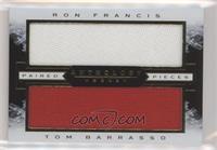 Ron Francis, Tom Barrasso #/199