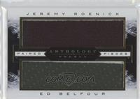 Jeremy Roenick, Ed Belfour #/99