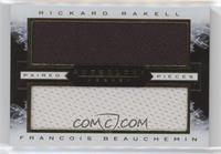 Rickard Rakell, Francois Beauchemin #/199