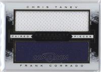 Chris Tanev, Frank Corrado #/180