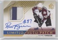 Legends - Pierre Turgeon #/25