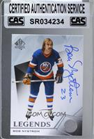 Legends - Bob Nystrom [CAS Certified Sealed]