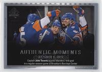 Authentic Moments - John Tavares