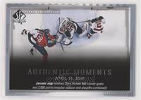 Authentic Moments - Jaromir Jagr